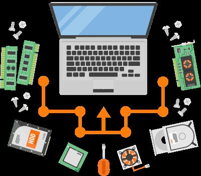 Assemblage et Réparation de PC par votre expert en informatique