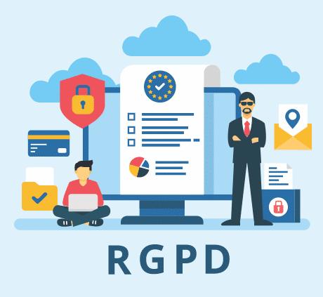 Sauvegarde de données - RGPD