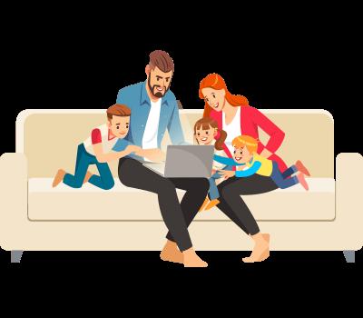 Dépannage informatique à domicile fiscalement déductible